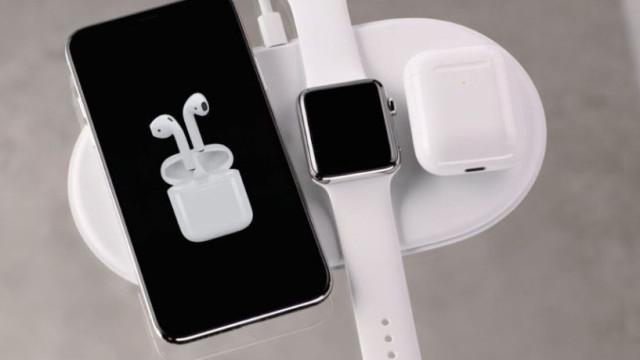 Carregador sem fios da Apple pode mesmo chegar este ano