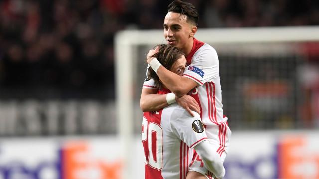 Jogador do Ajax acordou do coma, um ano após ter caído inanimado em campo