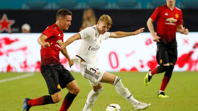 Martin Odegaard: A estrela precoce que ainda sonha brilhar no Real Madrid