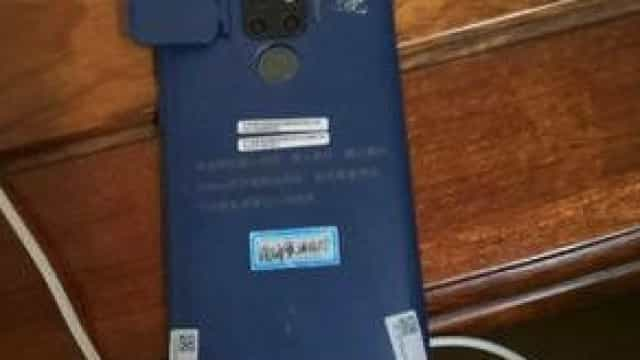 Veja o 'curioso' design do próximo topo de gama da Huawei