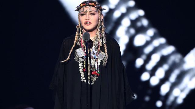 A Internet não gostou nada do tributo de Madonna a Aretha Franklin