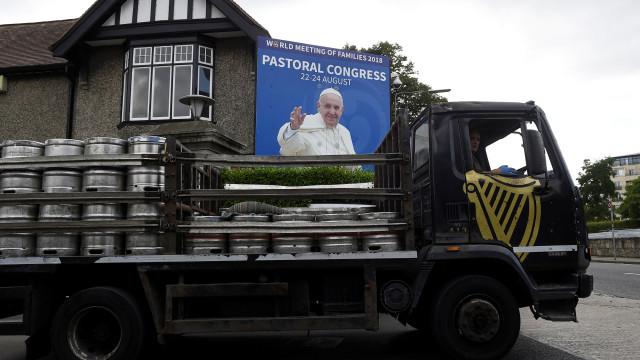 Papa Francisco vai encontrar-se com vítimas de abuso sexual na Irlanda