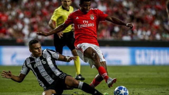 Benfica empata na Luz e adia 'decisão milionária' para a Grécia