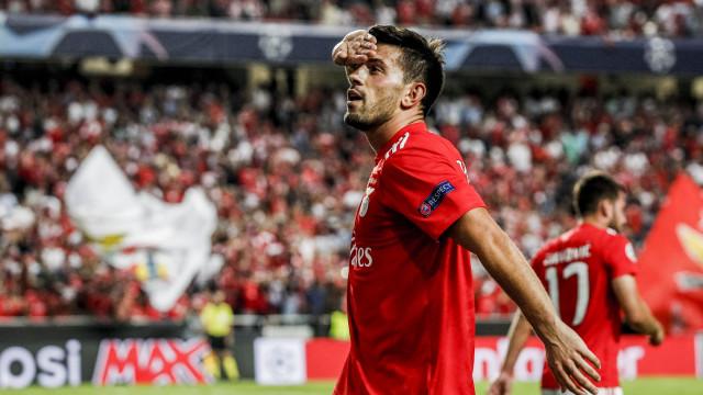 """""""Sei que sou uma pessoa importante para o Benfica"""""""
