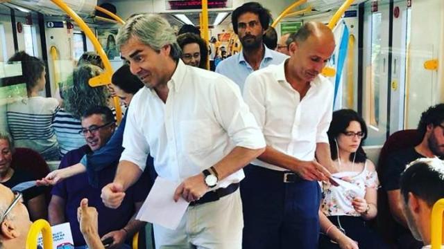 """Deputados do PS 'picam' CDS: """"Se a falta de honestidade pagasse bilhete"""""""