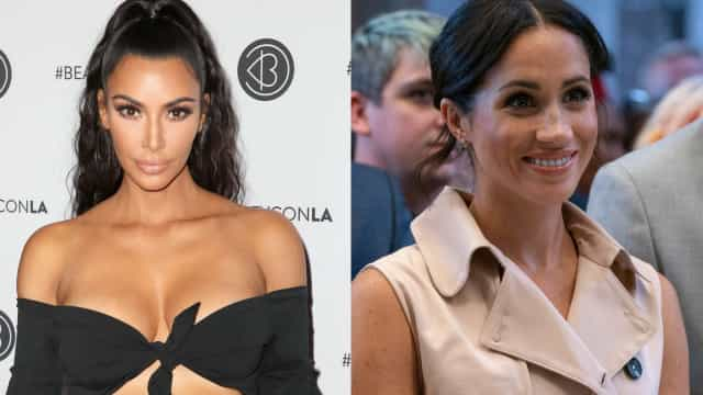 Kim Kardashian e Meghan Markle usam verniz da mesma marca. E é barato