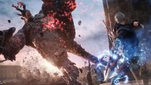 'Devil May Cry 5' mostra-se em boa forma com mais imagens e novo trailer