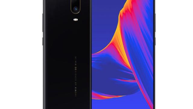 Nunca viu um ecrã como o do Xiaomi Mi Mix 3