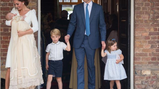 A razão pela qual Kate Middleton e William não têm a custódia dos filhos
