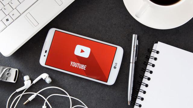 Nova polémica leva YouTube a eliminar mais de 400 canais