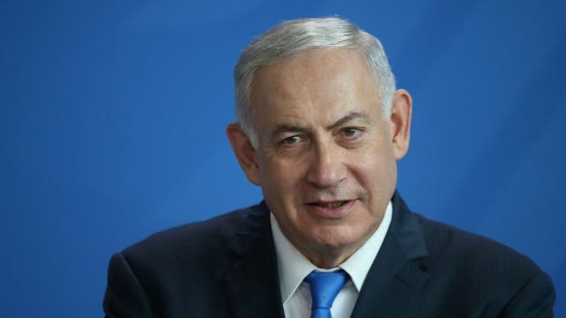 Netanyahu diz que vai encontrar-se pessoalmente com Putin