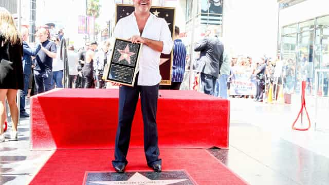 """Simon Cowell adora ser famoso: """"É a melhor coisa do mundo"""""""
