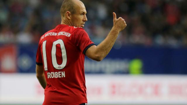 Robben pode surpreender tudo e todos com um possível regresso à Holanda