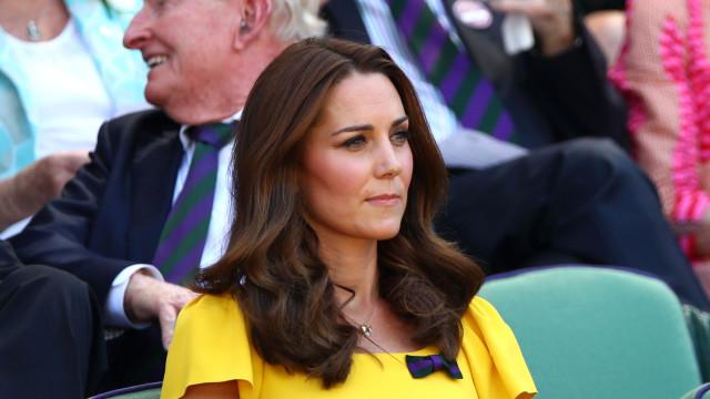 O truque infalível de Kate Middleton para os sapatos não escorregarem