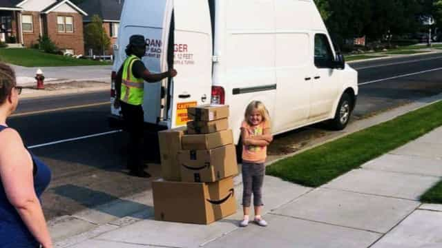 Menina encomendou 350 euros em brinquedos sem a mãe saber