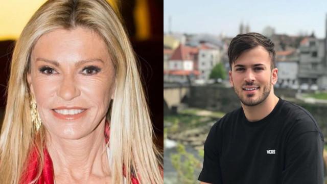 David Carreira voltou para a 'ex'? Cinha Jardim comenta