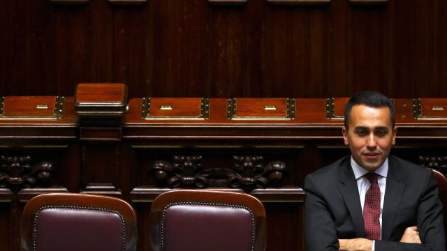 'Vice' italiano admitiu ter reunido com coletes amarelos franceses