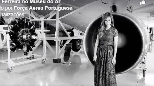 Cristina Ferreira na Força Aérea?