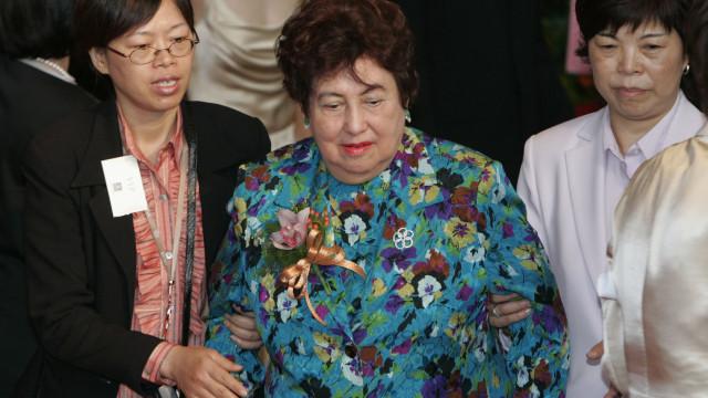 Morreu Winnie Ho, irmã do magnata Stanley Ho