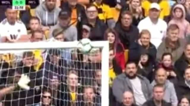 Rui Patrício assina defesa 'do outro mundo' frente ao Manchester City