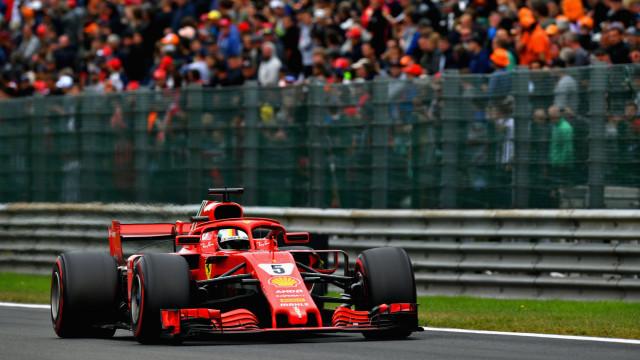 """""""Vettel nunca esteve ao nível de Hamilton, Alonso ou até de Kubica"""""""
