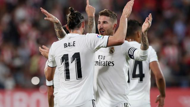 Sombra de CR7 começa a desaparecer: Real Madrid soma mais um triunfo