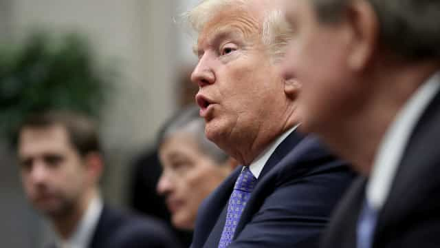 Trump aconselha Espanha a construir muro no deserto do Sahara