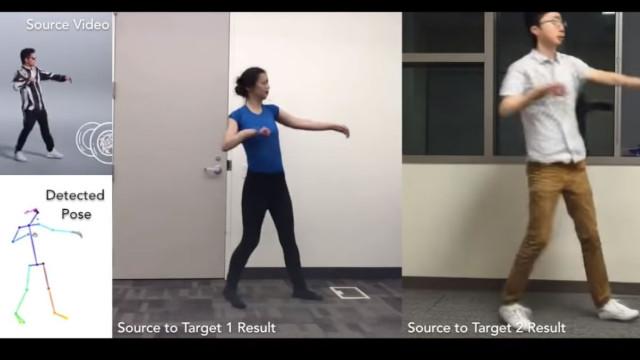 Esta Inteligência Artificial ajuda-o a fingir que sabe dançar
