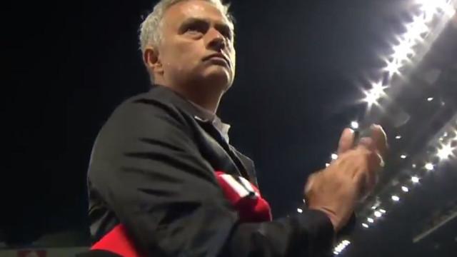A despedida de Mourinho? Já se especula sobre este momento arrepiante