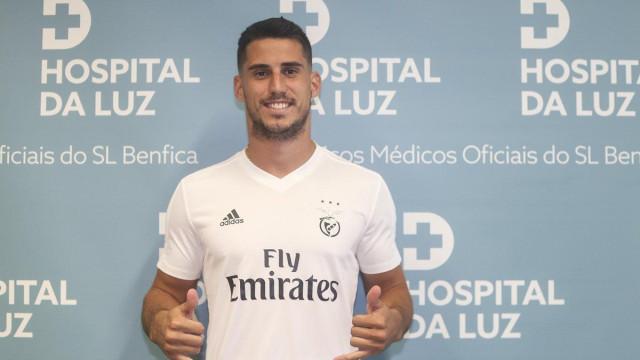 Gabriel estreia-se nos convocados do Benfica
