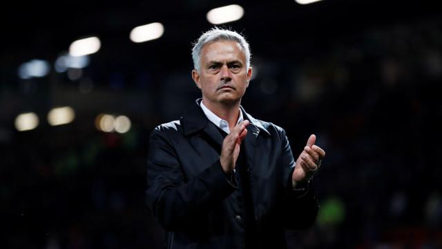 Mourinho deixa rasgados elogios a Nuno Espírito Santo