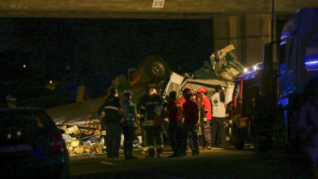 Dono da Cerveja Rapada é uma das vítimas mortais do acidente na A1
