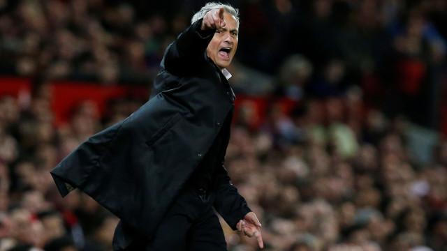 Chicotada à vista? Já há 'lista' de possíveis sucessores para Mourinho