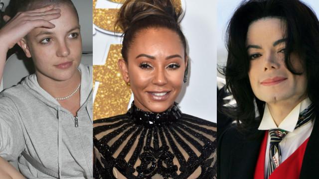 Os escândalos mais chocantes que já abalaram as celebridades