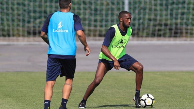 Zakarya já não vai ser jogador do FC Porto