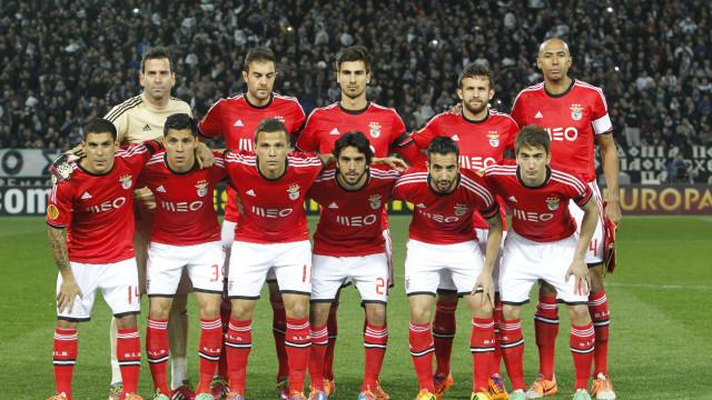 Benfica ganhou em Salónica em 2014. Ainda se lembra do onze titular?