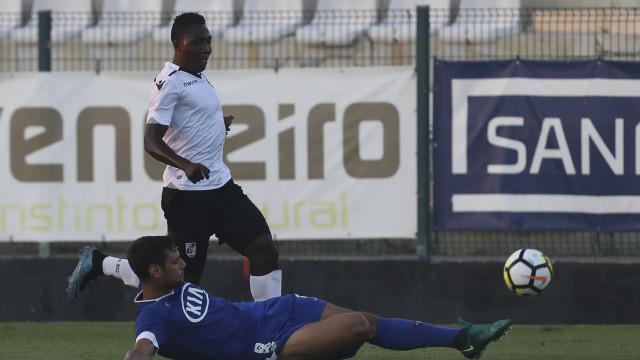 Jogador do Vitória de Guimarães termina carreira aos 21 anos