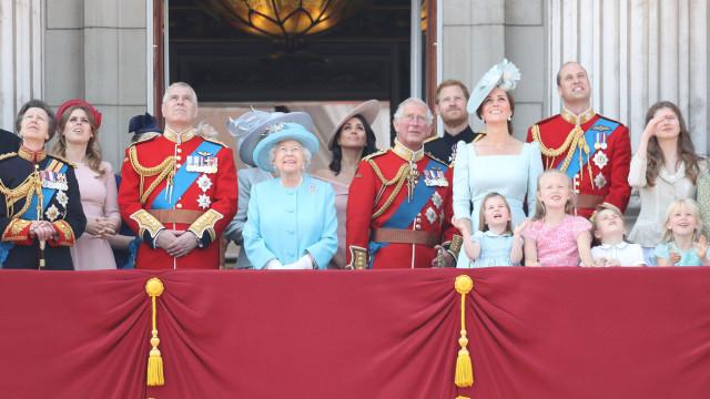 Qual é o membro da realeza de que os empregados do palácio mais gostam?