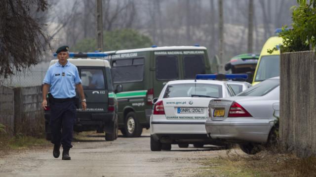 Suspeito de ter matado mulher na Figueira da Foz já foi capturado