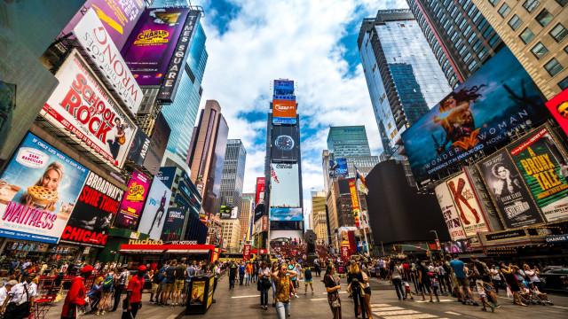 Nova Iorque destrona Londres como centro financeiro global