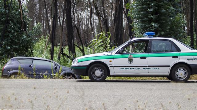 GNR investiga morte de homem na EN18, na Covilhã