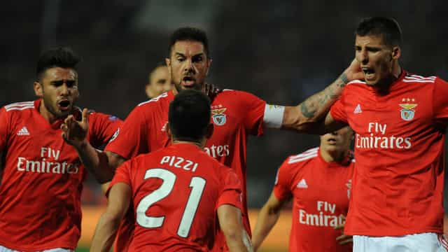 "Jardel: ""Sou apaixonado pelo Benfica"""