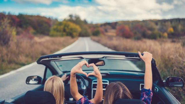Mulheres têm condução mais segura do que os homens. E menos maus hábitos