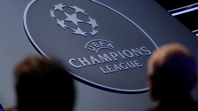 Os calendários de FC Porto e Benfica na Champions