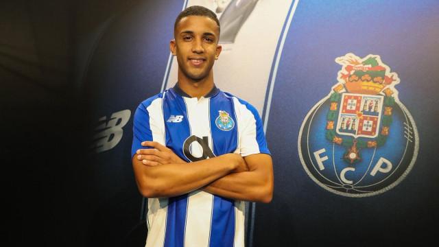 Oficial: FC Porto anuncia chegada de Jorge