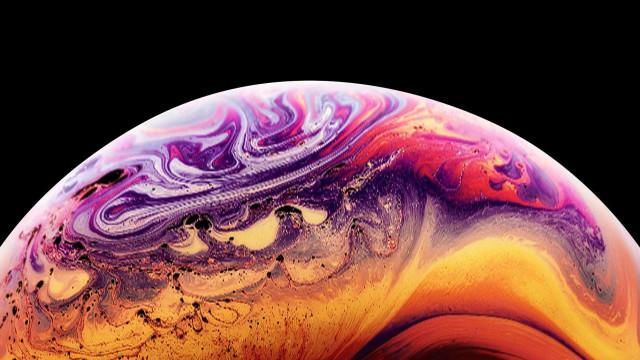 Gostou do 'iPhone XS'? Já pode ter o impressionante fundo de ecrã