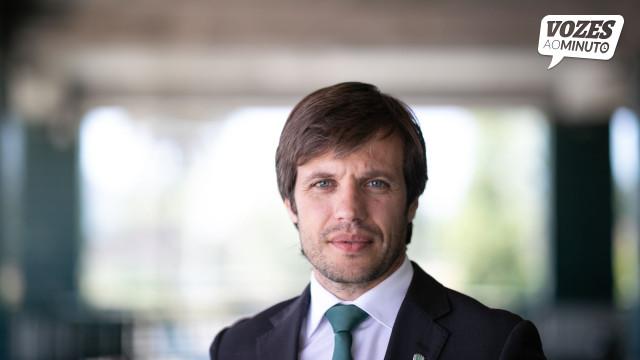 """""""O que faz falta ao Sporting é cultura de vitória"""""""
