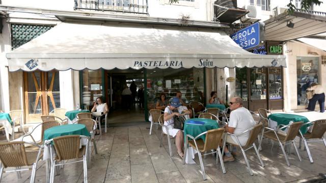 "Pastelaria Suíça, em Lisboa, encerrou hoje ""permanentemente"""