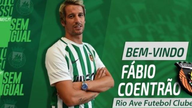 Rio Ave reage à piada do 112 de Madrid e defende Coentrão