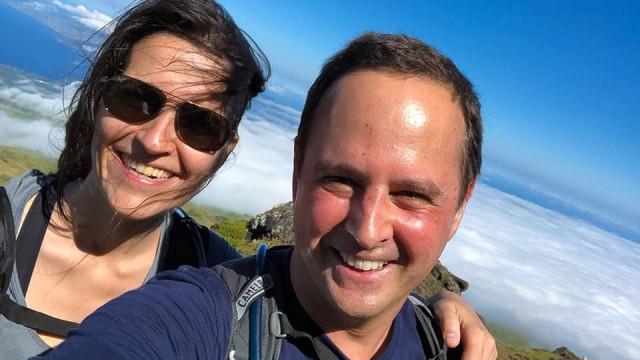 Fernando Medina multado por subir à montanha do Pico sem autorização